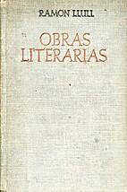 Obras literarias by Ramon Llull
