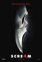 Scream 4 [2011 film] by Wes Craven