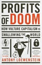 Profits of doom by Antony Loewenstein