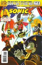 Sonic X #19 Muerta! Las Vegas! by Joe Edkin