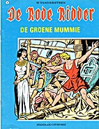De groene mummie by Willy Vandersteen
