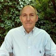 Author photo. Roger Burbach