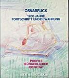 Osnabrück 1200 Jahre Fortschritt &…