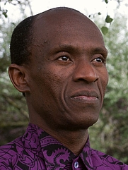 Author photo. Félix Ntihemuka, éditions Mille Poètes