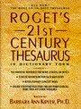 Roget's 21ST Century Thesaurus - Barbara Ann Kipfer