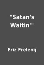 Satan's Waitin' by Friz Freleng