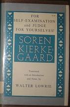 For Self-examination, etc. by Søren…