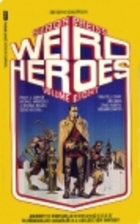 Weird Heroes Volume 8 by Byron Preiss