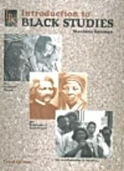 Introduction to Black Studies by Maulana…