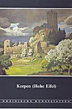 Kerpen (Hohe Eifel) by Herbert Wagner