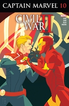 Captain Marvel (2016) #10 by Ruth Gage