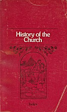 History of the Church, Index by E. Keith…