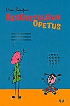 Keskusteleva opetus by Oscar Brenifier