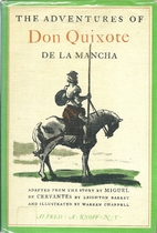 The Adventures of Don Quixote, Retold and…