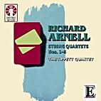 String quartets nos. 1-5 [CD] by Richard…