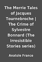 The Merrie Tales of Jacques Tournebroche |…
