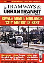 Tramways & Urban Transit, vol. 68, n°814 by…