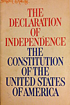 Declaration of Independence/ Constitution of…