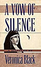 A Vow of Silence by Veronica Black