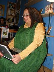 Author photo. Photo by <a href=&quot;http://reading.kingrat.biz/&quot; rel=&quot;nofollow&quot; target=&quot;_top&quot;>Philip Weiss</a>