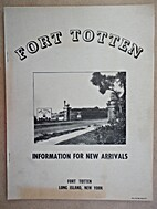 Fort Totten Information Guide for New…