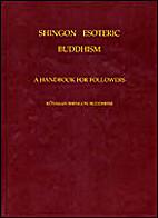 Shingon: Japanese esoteric Buddhism A…