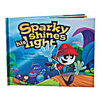 Sparky shines his light by Jack Eggars