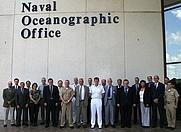 Author photo. U.S. Naval Oceanographic Office