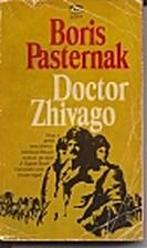 Dr. Zhivago by Boris Pasternak