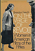 On the Verge of Revolt: Women in American…