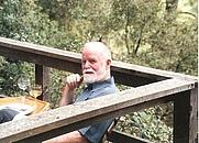 Author photo. H. Arlo Nimmo, 2008.