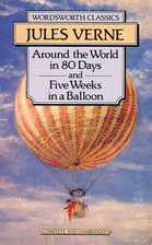 Around the World in Eighty Days & Five Weeks…