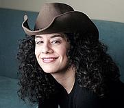 Author photo. Alicia Erian - Modernista