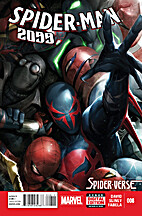 Spider-Man 2099 (Vol. 2) #8 by Peter David