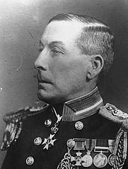 Author photo. British admiral Sir Reginald Bacon (1863-1947) Picture taken in 1915.