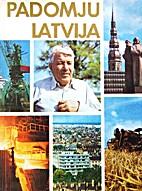 Padomju Latvija by J. Barkāns