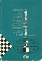 Chess Informant 24 by Alexandr Matanovich