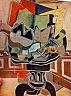 The Round Table by Georges Braque