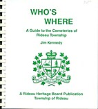 Who's where : a guide to the cemeteries…