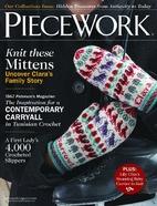 Piecework Magazine 2013 November/December by…