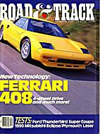 Road & Track 1988-12 (December 1988) Vol. 40…