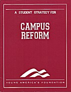 A Student Strategy for Campus Reform by…