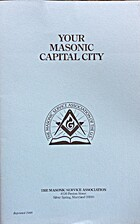 Your Masonic Capital City by Carl Claudy