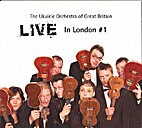 Live in London #1 by The Ukelele Orchestra…