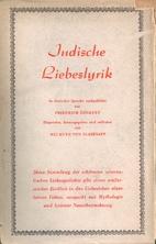 Indische Liebeslyrik by Friedrich Rückert