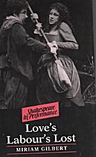 Love's Labour's Lost (Shakespeare in…