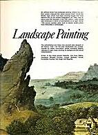 Landscape painting by Bo Jeffares