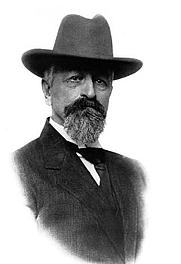 Author photo. A.J. Splawn (Frontispiece from : Ka-mi-akin, The Last Hero of the Yakimas pub. 1917)