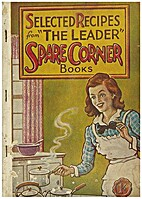 The Leader spare corner cookery book :…