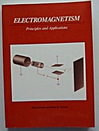 Electromagnetism: Principles and…